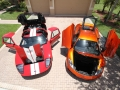 McLaren-MP4-12C-Volcano-Orange-vs-Ford-GT-Red-White-017