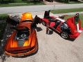 McLaren-MP4-12C-Volcano-Orange-vs-Ford-GT-Red-White-020