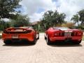 McLaren-MP4-12C-Volcano-Orange-vs-Ford-GT-Red-White-029