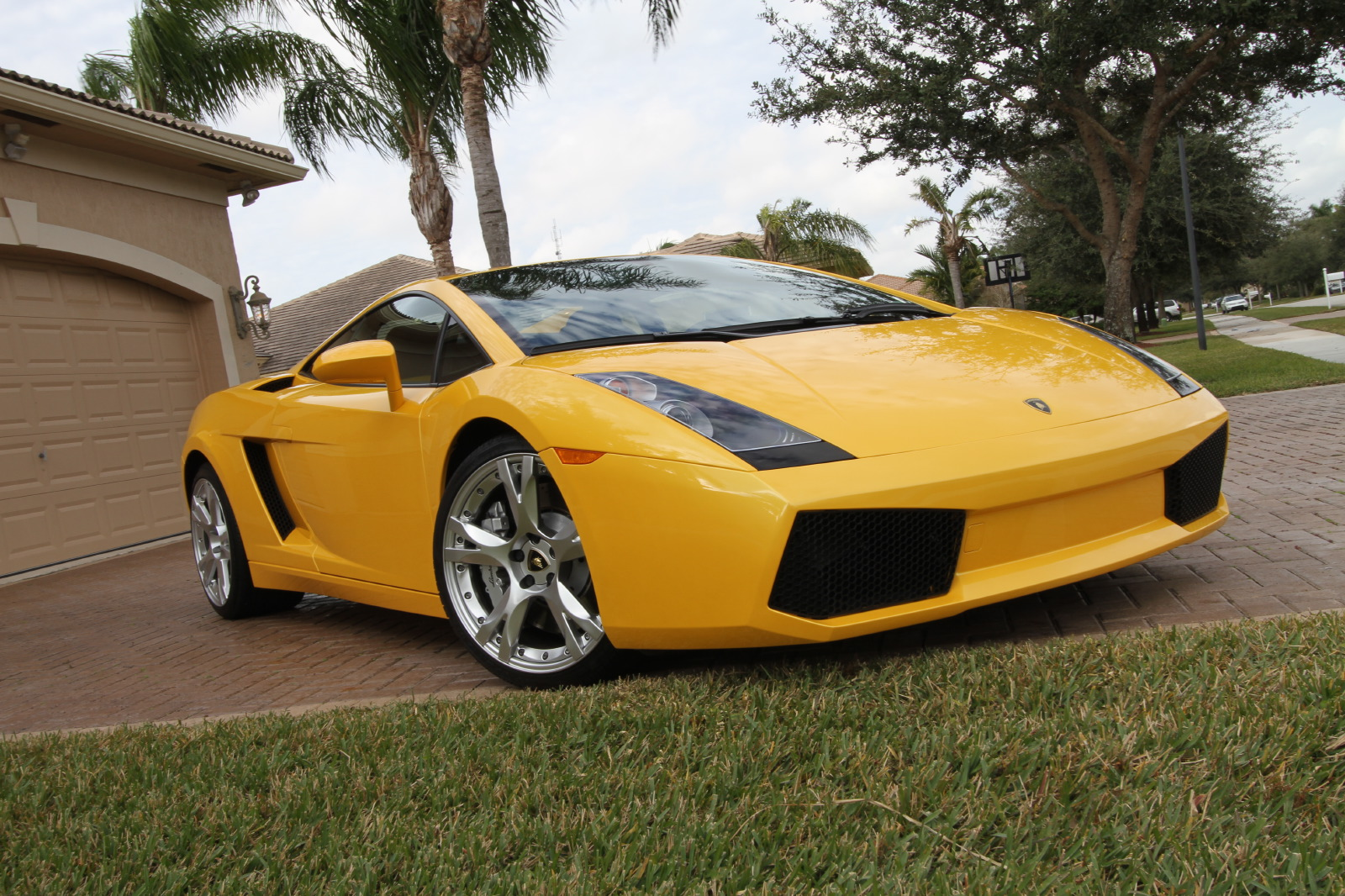 2006 Lamborghini Gallardo Speeding Net